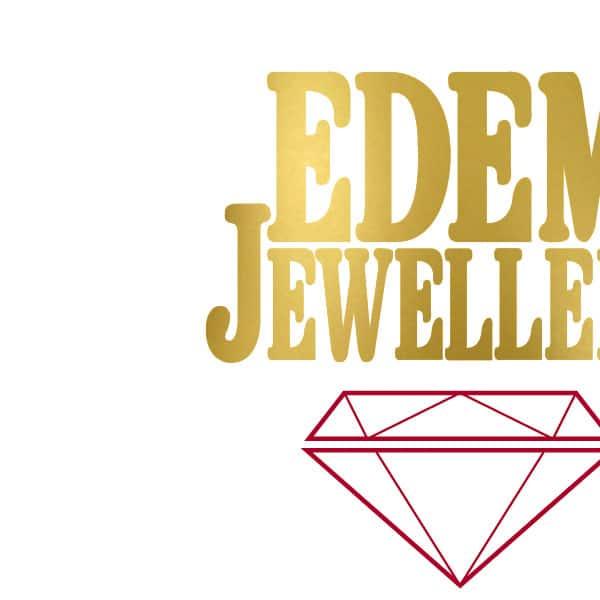 Edem Jewellery – εταιρική ταυτότητα